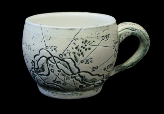 River Frontage Espresso Mug