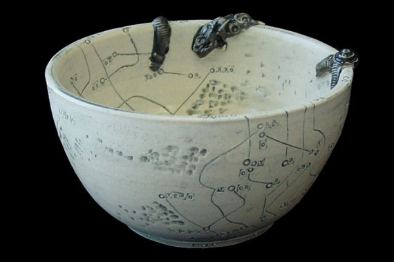 Chart and Bolt Bowl