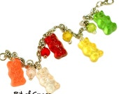 Candy Bear Bracelet in Classic Candy Colors