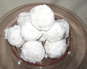 Russian Tea Cakes AKA Snowballs or Butterballs
