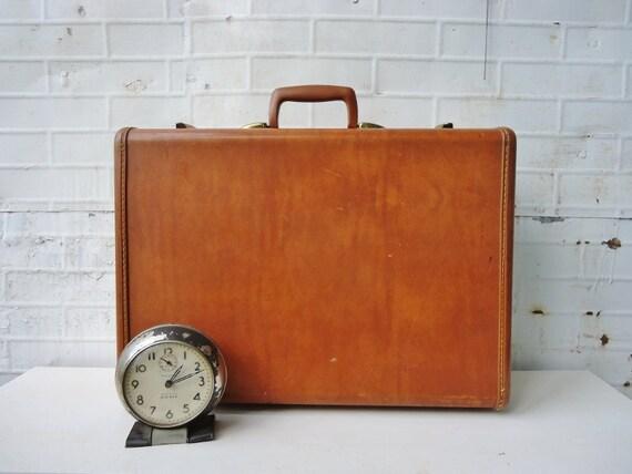 Vintage Samsonite Suitcase Luggage