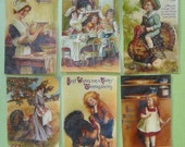Mini Thanksgiving Edible Image Wafer Papers