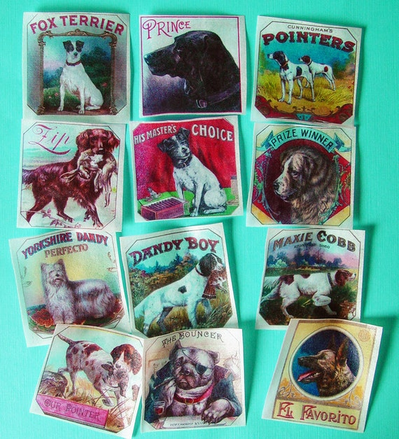 Dog Edible Image Wafer Paper for your iced cookies, fondant, cupcakes, cakes and chocolates