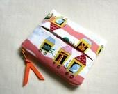 Pocket Tissue Pouch, Zipper Pouch (TP17)