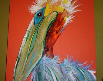 Punchy Pelican