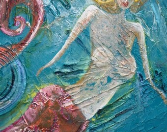 Mermaid of sapphire (NEW)
