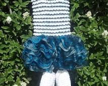 Crochet Pattern: Princess Britt Infant Ruffle Sundress