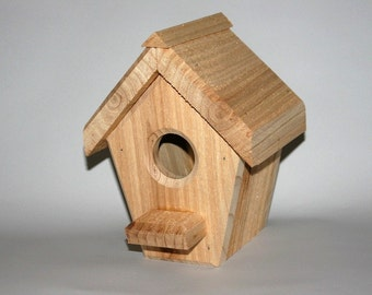 The Sanctuary Birdhouse