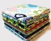 Half Yard Bundle - MODERNOLOGY - Vogue Blue Palette - Art Gallery Fabrics - 10 pcs