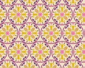 Caravan Purple BOH-604 - Bohemian Soul - Art Gallery Fabrics - Patricia Bravo - By the Yard