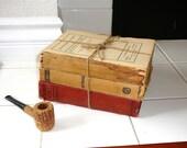 Vintage Book Set Anthropologie Inspired Home Decor