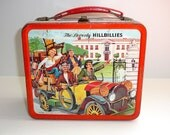 Vintage Lunch Box The Beverly Hillbillies