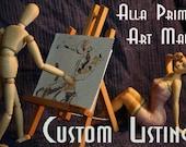 Custom Listing For Bellamausi