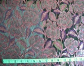 Pink, Purple, Silver Metallic Eyelash Sheer   1 yd  (SM30)