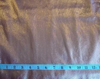 Copper Tissue Lame  1 yard (SM62)