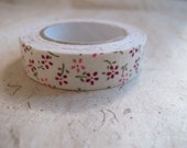 Flower Fabric Tape (F1)