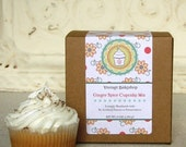 Ginger Spice Cupcake Mix