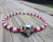 Alabama Crystal SS Bracelet