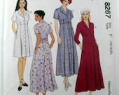 McCall's Cut to Fit Pattern for Misses' Dress in Two Lengths