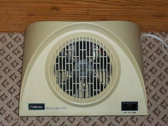 Mod Pollenex 99 1980's Air Cleaner.