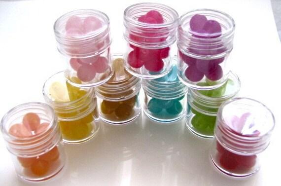 200 Velvet Beads