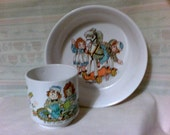 raggedy ann and andy bowl and cup