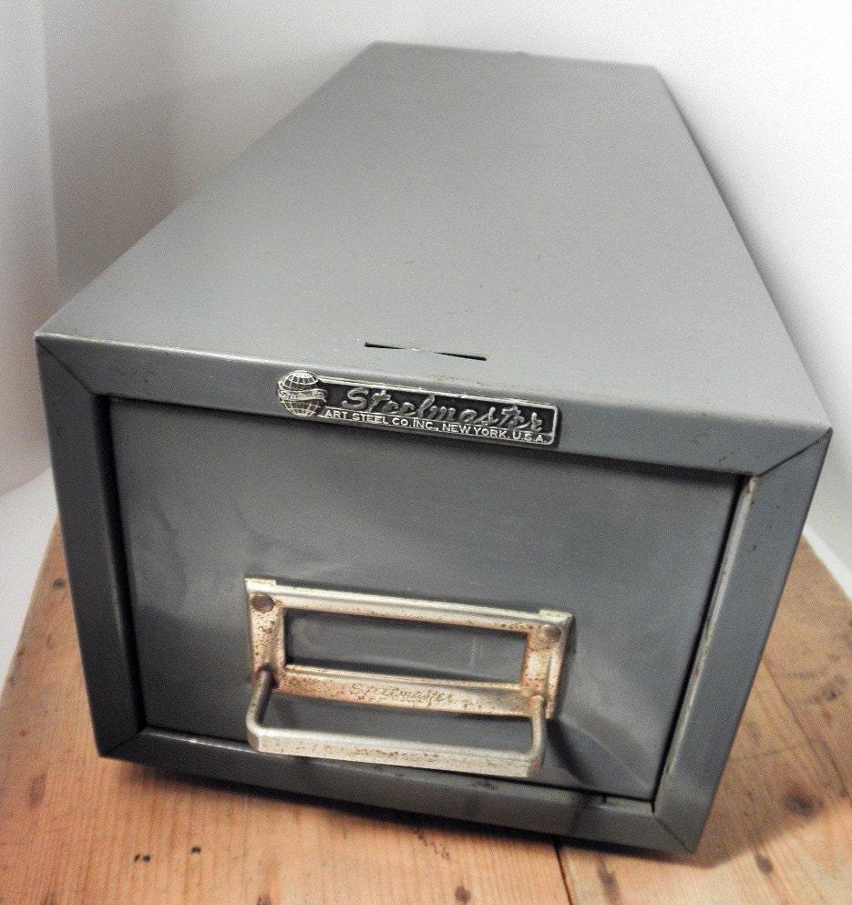Steelmaster Single Drawer File Cabinet
