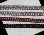Stainless Steel Wallet Chain -  1/2 Persian Chainmaille Weave