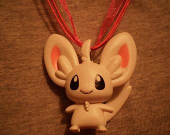 Pokemon Minccino Necklace