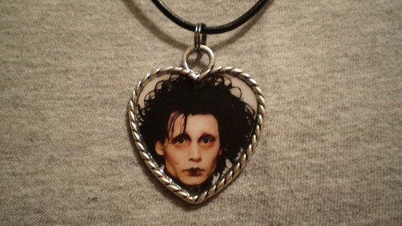 Edward Scissorhands Necklace