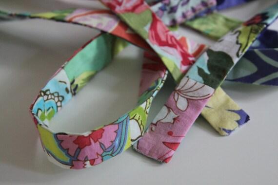 Custom Patchwork Belt for Stacy