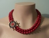 Full Steam Ahead Necklace