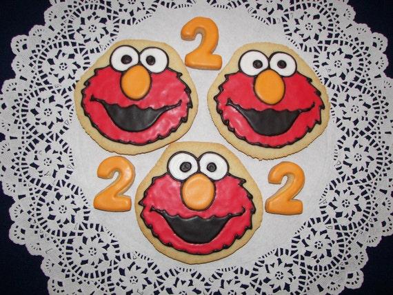 Puppet Sugar Cookies