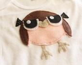 Baby Owl Onesie