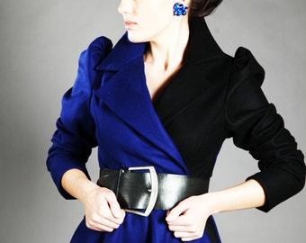 Bicolor Ofelia Jacket