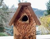 Mystery Bone Birdhouse