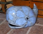 Soft Sculpture Whale Bank