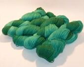 Sparkle Sock Yarn (Merino / Nylon / Stellina Sparkle) - Artemis