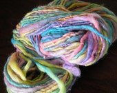 Hanspund, hand dyed novelty yarn