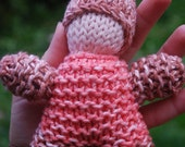 CUSTOM for Ria - Gnome Baby in creams, whites and tans