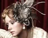 Daisy Fay - The Great Gatsby  headpiece