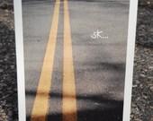 Card For Runners, 5K, PR024