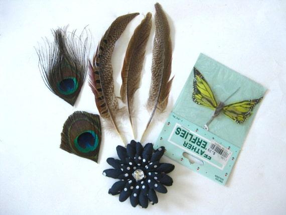 Destash - Flora Fauna and Feathers