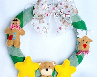 Handmade Christimas Wreath