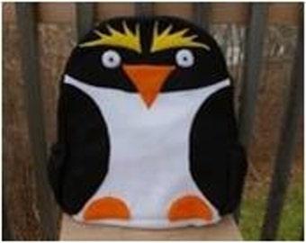 Macaroni Penguin Backpack