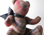 Papaw, memories of a special loved one, jointed memory bear