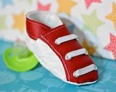 Baby Sneaks shoe PATTERN