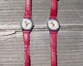 Mickey and Minnie too   Vintage Lorus Quartz Watches FREE GROUND SHIPPING.