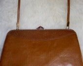 Retro Chic leather bag