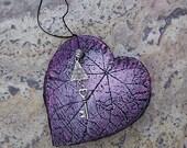 Purple Heart and Key